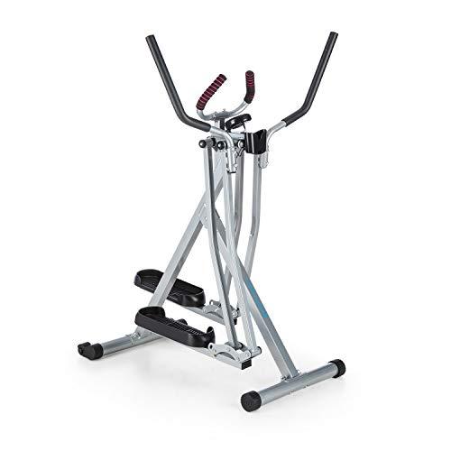 Capital Sports Crosswalker - Crosstrainer , Cyclette , Movimento Oscillante Verticale ed Orizzontale...