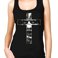 35mm – Camiseta Mujer Tirantes – El Exorcista – The Exorcist – Cruz – Women's Tank Top