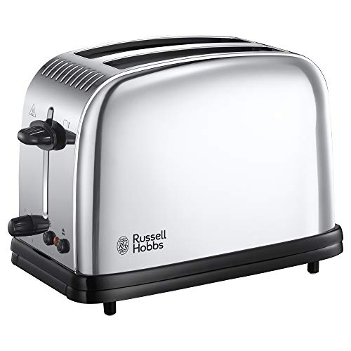 Russell Hobbs Tostapane Chester Classic 23311 – 56 acciaio lucido, 1670