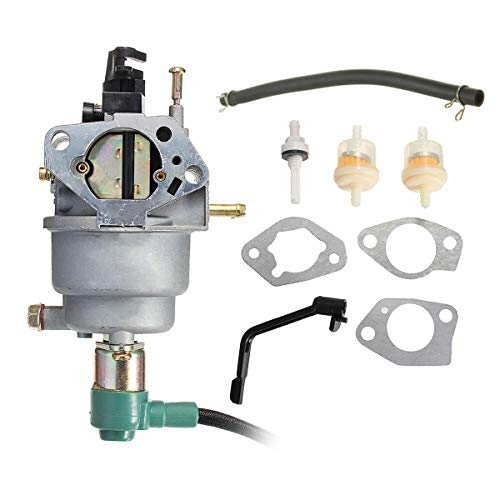 MJJEsports Carburador De Carbohidratos Sets Para Honda F Predator 420Cc 188F Generador De Motor 5000W 8750W 7000W 6500W