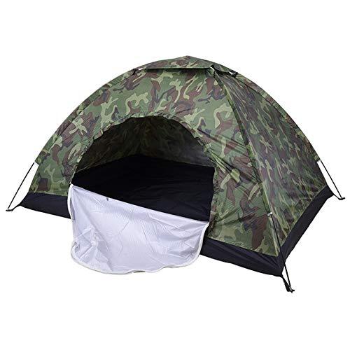 ASkyl Waterproof Picnic Camping Portable Waterproof Army Tent 2 Person