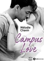 Campus Love par [Chavin, Mélodie ]