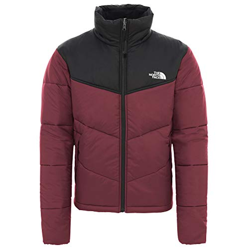 The North Face Saikuru - Giacca Termica da Uomo Deep Garnet Red L