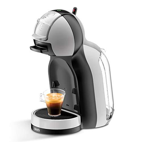 Nescafé Dolce Gusto Mini Me KP123BK Macchina per Caffè Espresso e Altre Bevande Automatica Grey...