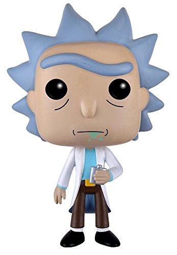 POP! Vinilo - Rick & Morty: Rick