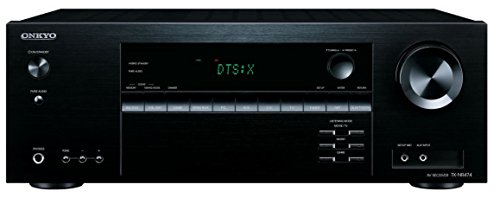 Onkyo TX-NR474 5.1-Channel Network Dolby ATMOS A/V Receiver