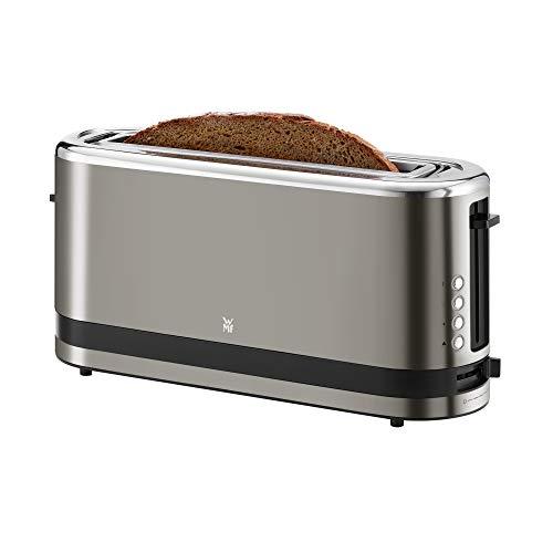 WMF 0414120041–Cucina Minis lunga fessura tostapane, in acciaio inox, Cromargan opaco