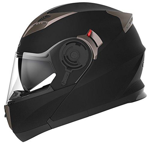 Cascos de moto baratos YEMA Modular ECE Homologado YM-925