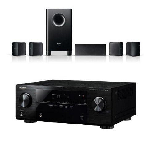 Pioneer HTP-070, Kit Home Theatre 5.1