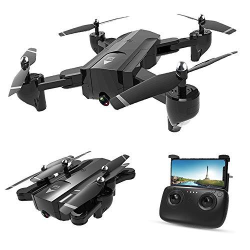 Goolsky SG900-S GPS Drone RC con Telecamera 1080P WiFi FPV Follow Me modalitš€ Surround Multi-Point Fly Altitude Hold Pieghevole RC Quadcopter 20 Minuti