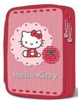 Hello Kitty Astuccio A Scomparti Astuccio Scuola astuccio vuoto ELEGANTE