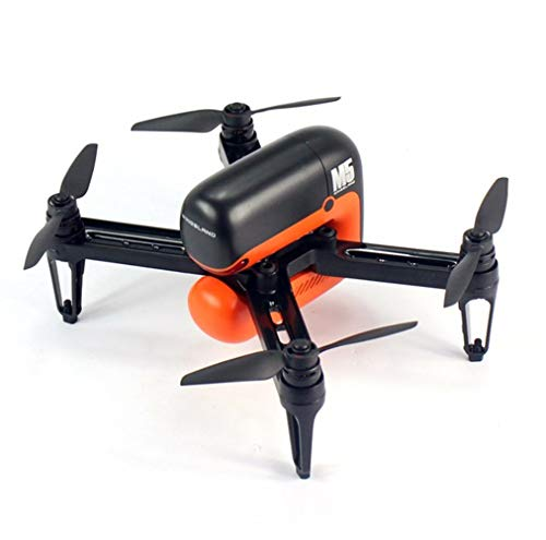 WF Mini RC Quadcopter Drone, 720P HD Live Video FPV Mode GPS App Control 2.4Ghz 360 Grad Flip Toy...