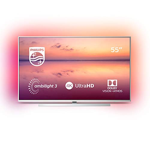 Philips 6800 series 55PUS6814/12 55' 4K UHD Smart TV, Amazon Alexa built-in, Ambilight, HDR 10+,...