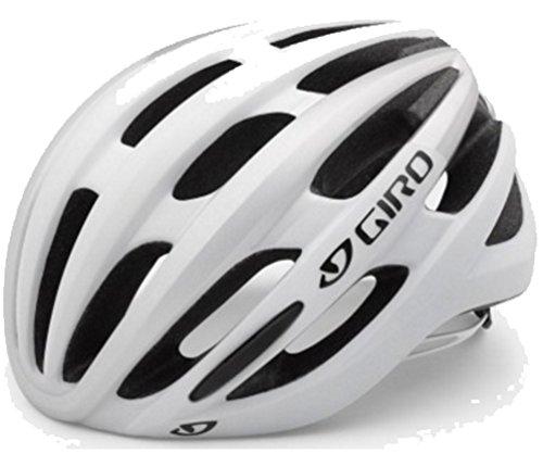 Giro Foray Helmet, Matte White/Silver, Medium
