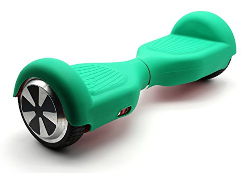 NK – Cover in Silicone per Hoverboard 6,5, Verde