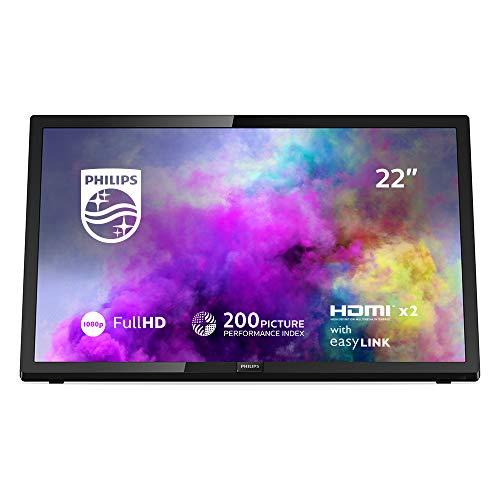 Philips 5300 series TV LED ultra sottile Full HD 22PFS5303/12