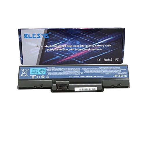 BLESYS Compatible con batería de portátil AS09A31 AS09A41 AS09A51 AS09A56 AS09A61 AS09A71 AS09A73 AS09A75 AS09A90 MS2274 MS2273 para Acer Aspire 4732 4732Z 5532 5732Z 5332 5516 5517 batería portátil