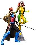 Kotobukiya Marvel Universe Pack 2 statuettes 1/10 PVC ARTFX+ Gambit & Rogue (X-Men '92) 19 cm