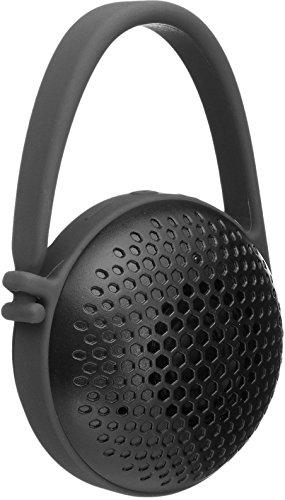 AmazonBasics Ultra-Portable Nano Bluetooth Speakers (Black)
