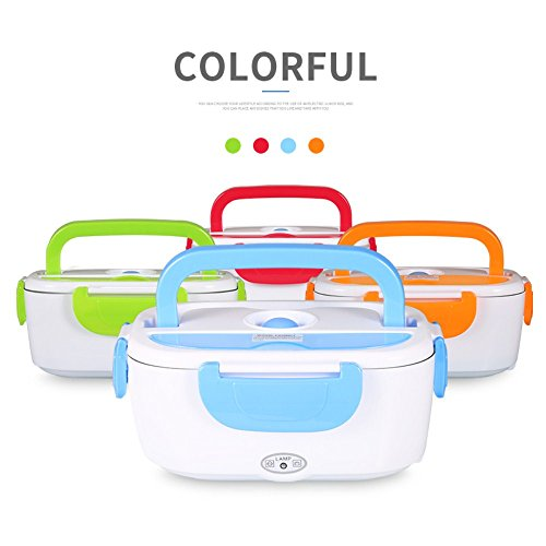 Kemai bo te chauffante electrique lunch box gamelle inox - Chatiere isolation thermique ...
