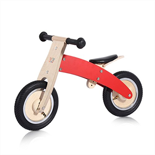 baby vivo balance bike draisienne enfant v lo sans p dale v lo pour b b en bois grande roues 10. Black Bedroom Furniture Sets. Home Design Ideas