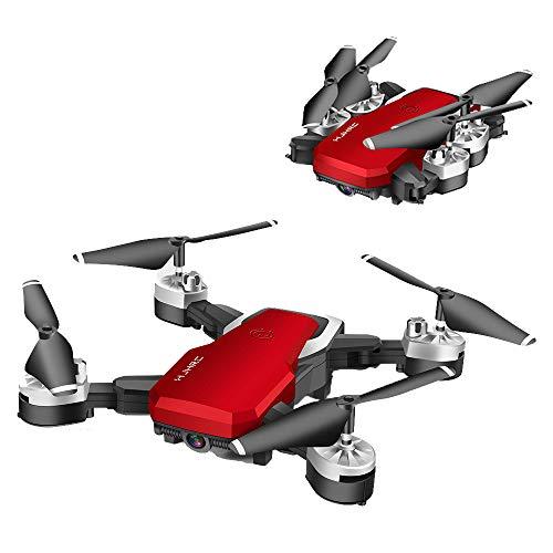 GPS Drones, WiFi FPV Live Video con 1080P Telecamera Grandangolare Regolabile E GPS Ritorno A Casa,...