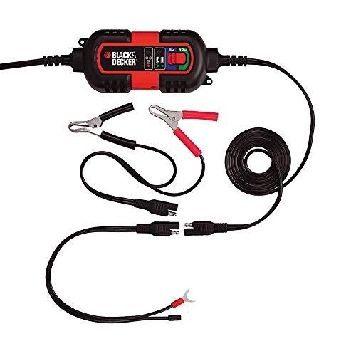 Black + Decker BDV090 Battery Charger, 6-12V Maintenance