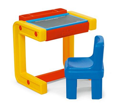 Chicco 30400 - Banco della scuola con lavagna e sedia