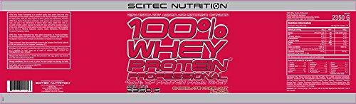Scitec-Whey-Protein-Professional-Mezcla-de-Protena-de-Suero-chocolate-con-avellana-2350-gr