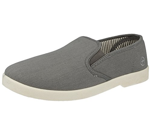 a53e97bd3bd New Mens Dr Keller Canvas Casual Slip On Wide Fit Comfort Bar Deck Trainers  Pumps Loafer Flats Shoes – UK Sizes 6-11
