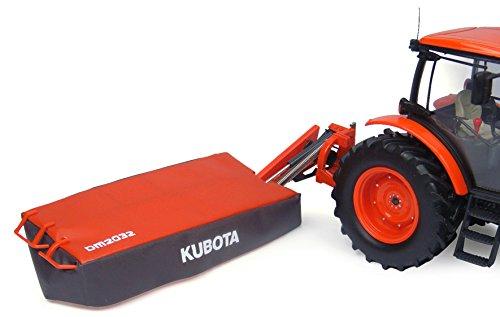 Universal Hobbies Modelo Kubota Posterior Segadora - Segadoras de Discos DM 2032 UH 4864