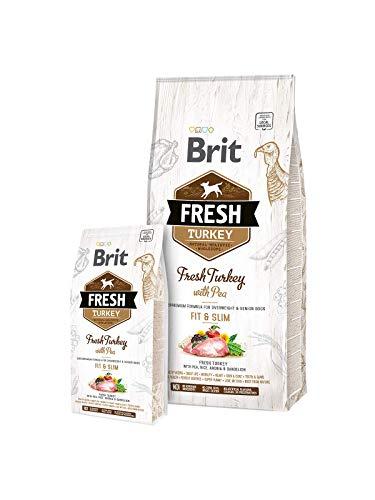 Brit Fresh con Taco Fresco para Perros Poco Activos - 1 Bolsa