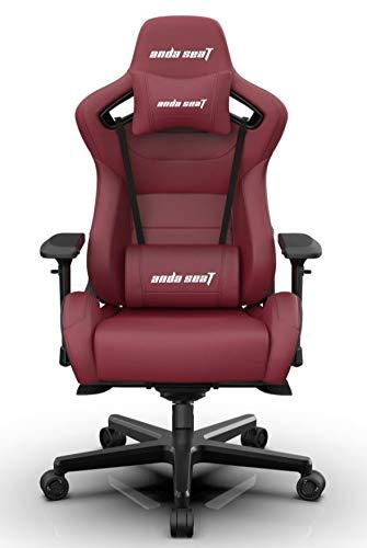 Kaiser Series Premium Gaming Chair - Maroon - XL