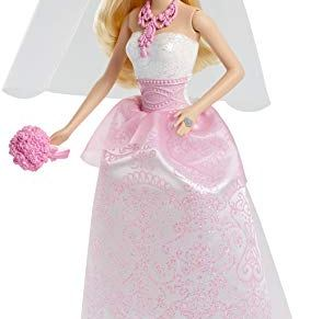 Barbie Collector, muñeca Novia 2017 (Mattel CFF37)