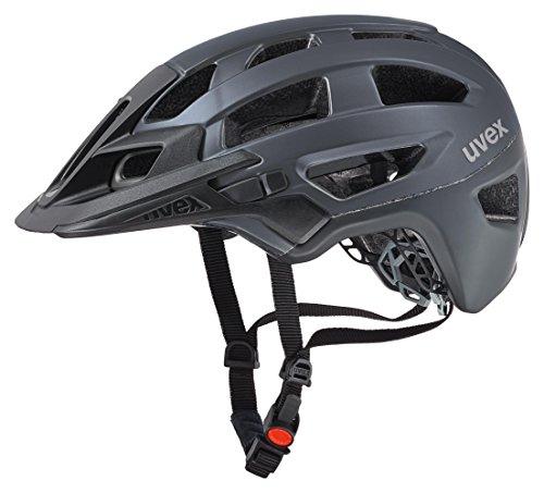 Uvex Finale Fahrradhelm Black mat, 56-61 cm