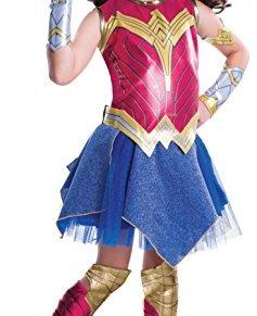 Rubies Disfraz oficial de la Mujer Maravilla Dawn of Justice, para niños, tamaño mediano