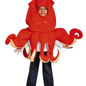 Disguise Hank The Septopus Deluxe Toddler Finding Dory Disney/Pixar Costume, Medium/3T-4T by Disguise
