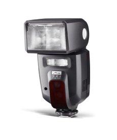 Metz Mecablitz 58 AF-2 Digital - Flash con Zapata para Nikon, Negro