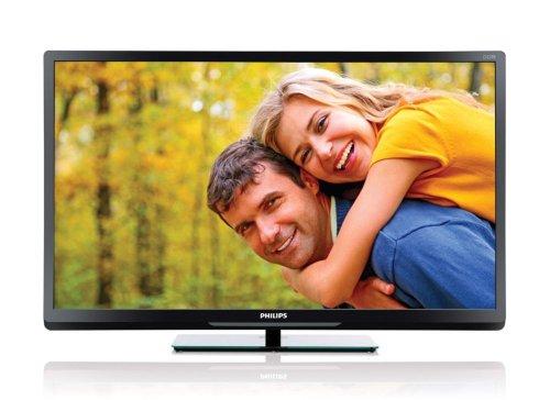 Philips 56 cm (22 inches) 22PFL3758/V7 Full HD LED TV (Black)