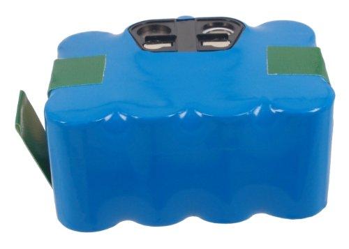 AccuCell - Batteria per robot aspirapolvere Klarstein KV8 210XR 210C, MyGenie XR210, Nestor H.Koenig...