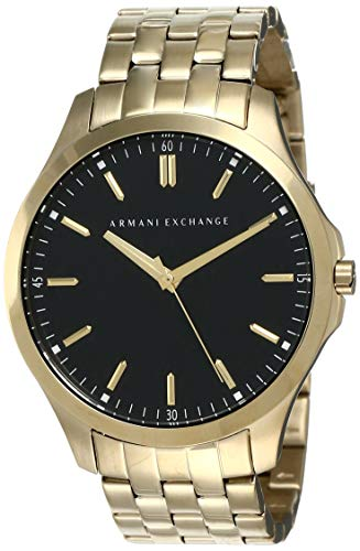 Armani exchangeorologio - gold-coloured