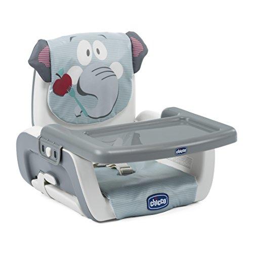 Chicco 04079036690000 Mode Rialzo Sedia, Baby Elephant