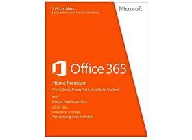 Compte Office 365 avec la suite Office 2016 (Word, Excel, PowerPoint...)   5 Appareils 32/64 Bits Windows ou Mac   Version FRANÇAISE complète valable 5 ans   Livraison Express par e-mail