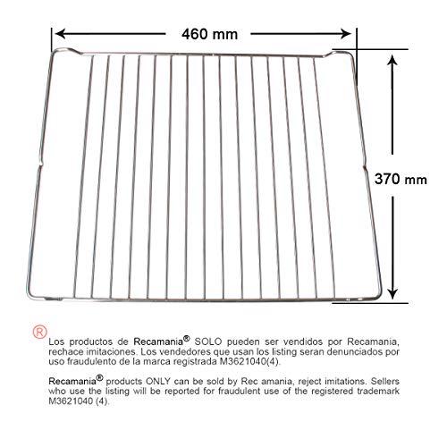 Ripiano o Griglia per forno Teka 370x460 mm.