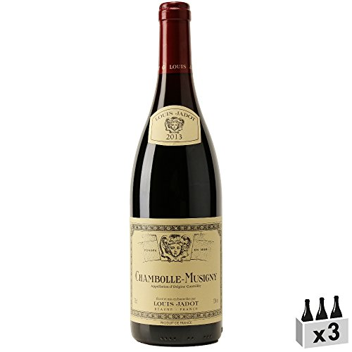 Chambolle-Musigny Rouge 2013 - Louis Jadot x3