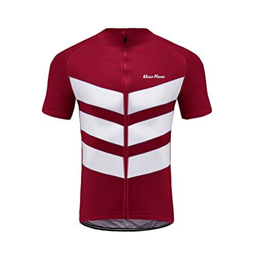 UGLYFROG # ZD08 Bike wear 2017 Nouveau Maillot de Cyclisme Vêtements Maillots Homme Manche courte Style d'été