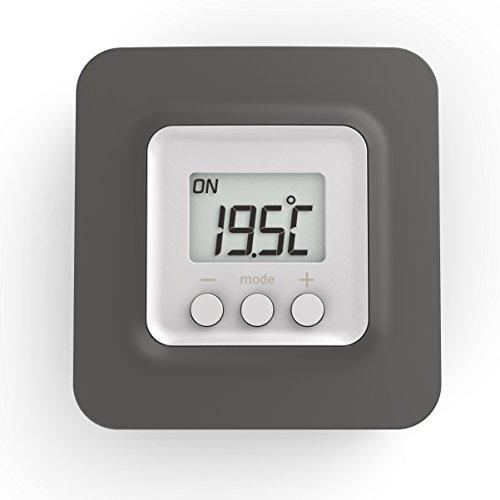 41hEra512fL [Bon Plan Delta Dore!]  Delta Dore 6050625 Tybox 5100 Pack de Thermostat d'ambiance connecté avec box domotique IP Tydom 1,0