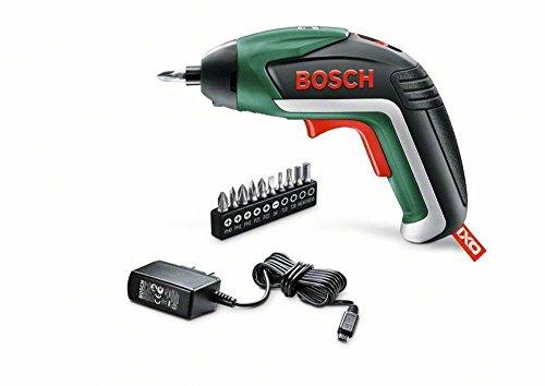 Bosch Visseuse sans fil IXO V avec chargeur et 10 embouts de vissage