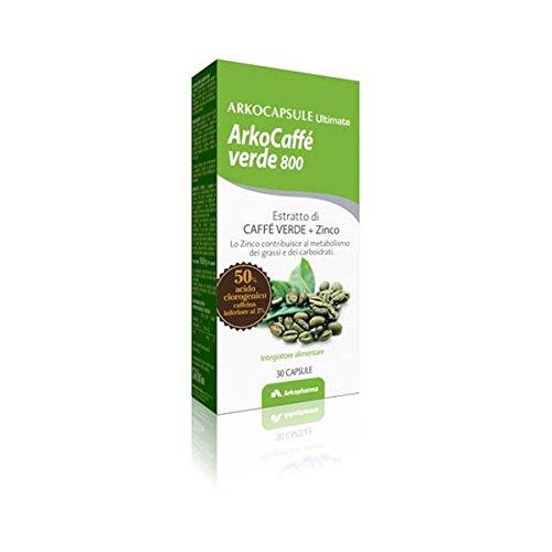 Arkofarm Caffe Verde 800 Mg - 40 g