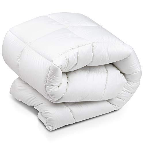 "gemshop Factorywala Waterproof White Cotton Single Bed Mattress Protector (Single Size""78X36"")"